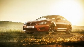 bmw m6, bmw, auto, side view, light - wallpapers, picture