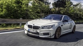 bmw, m6, gran coupe, prior-design, tuning, four-door - wallpapers, picture