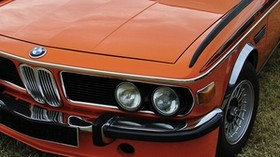 bmw, retro, front view - wallpapers, picture