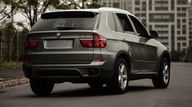 bmw x5, bmw, side view, suv - wallpapers, picture