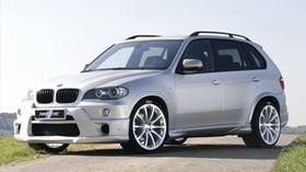 bmw x5, gray, auto - wallpapers, picture