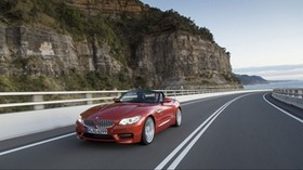 bmw, z4, convertible, turn - wallpapers, picture