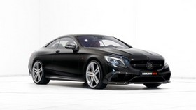 brabus, amg, mercedes-benz, s-class - wallpapers, picture