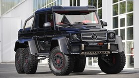 brabus, b63s, mercedes-benz, g-class, 6×6 - wallpapers, picture