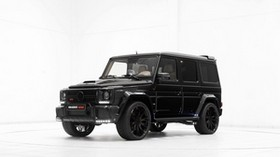 brabus, g 800, gelendvagen, widestar, w463 - wallpapers, picture