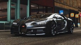bugatti chiron, bugatti, sports car, supercar - wallpapers, picture