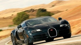 bugatti veyron, 16 4, sports car, front view - wallpapers, picture