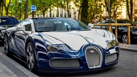bugatti veyron, grand sport, sports car, luxury - wallpapers, picture