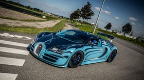 bugatti, veyron, super, sport, saphir bleu, supercar - wallpapers, picture