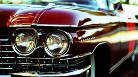 cadillac, eldorado, retro - wallpapers, picture