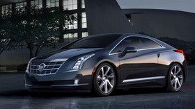 cadillac, elr, coupe, car, side view - wallpapers, picture