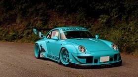 carrera, porsche, porsche 911, tuning, rauh - wallpapers, picture