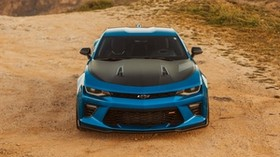 chevrolet, car, tuning, front view - wallpapers, picture