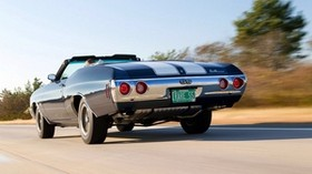 chevrolet, chevelle, malibu, ss, convertible - wallpapers, picture