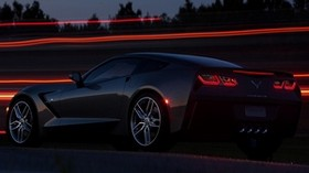 chevrolet, corvette, stingray c7, chevrolet, corvette, stingray - wallpapers, picture