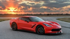chevrolet, corvette, stingray, twin turbo, c7, 2014 - wallpapers, picture
