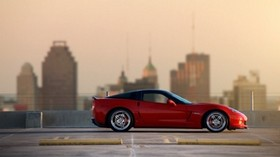 chevrolet corvette, supercar, chevrolet corvette, z06 - wallpapers, picture