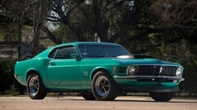 classic, ford, mustang, wheels, old car, elanor - wallpapers, picture