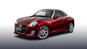 daihatsu, copen, concept, side view - wallpapers, picture