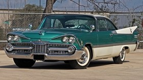 dodge royal, 1959, auto, retro - wallpapers, picture