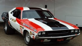 Dodge Challenger, 426 hemi, challenger, challenger rat rod - wallpapers, picture