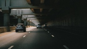 road, underground, auto, movement - wallpapers, picture