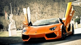 doors, style, auto, lamborghini - wallpapers, picture