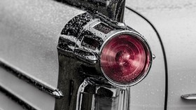 headlight, car, style - wallpapers, picture
