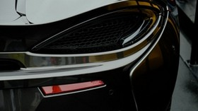 headlight, steel, rear view, auto, grill - wallpapers, picture