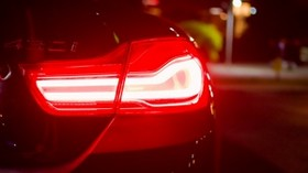headlight, light, auto, lighting - wallpapers, picture