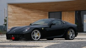 ferrari, 599, novitec, rosso, gtb - wallpapers, picture