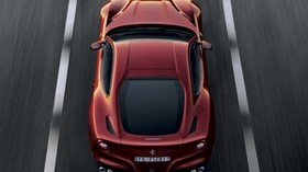 ferrari, f12, car, movement - wallpapers, picture