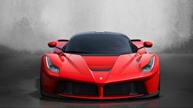 ferrari, red, auto, sports - wallpapers, picture