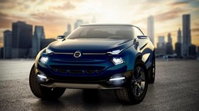 fiat, fcc4 concept, 2014, front view - wallpapers, picture