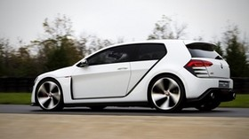 volkswagen, design, vision, gti, concept - wallpapers, picture