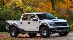ford, f-150, raptor, tuning, roush performance, pickup, phase 2, roush - wallpapers, picture