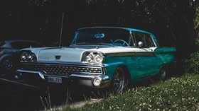 ford fairlane, ford, retro, car - wallpapers, picture