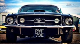 ford, mustang, auto, style, turbo - wallpapers, picture