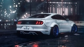 ford, mustang, gt, 2016, rtr - wallpapers, picture