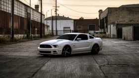 ford, mustang, gt, side view - wallpapers, picture