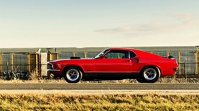 ford mustang, mach 1, muscle car - wallpapers, picture