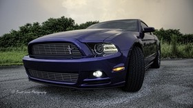 ford mustang v6, ford mustang, sports car, wheel, tires - wallpapers, picture