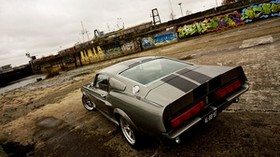 ford, shelby, eleanor, gt 500 - wallpapers, picture