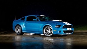 ford, shelby, gt500, car - wallpapers, picture