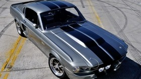 gt500, eleanor, car, ford, mustang, the front - wallpapers, picture