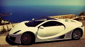 gta spano, car, side view, supercar, Spain - wallpapers, picture