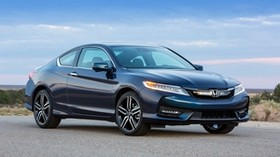 honda, accord, touring, side view - wallpapers, picture