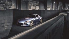 honda s2000, street, car - wallpapers, picture