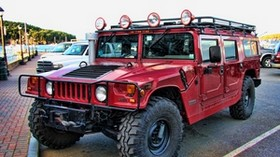 hummer, h1, alpha, hammer - wallpapers, picture