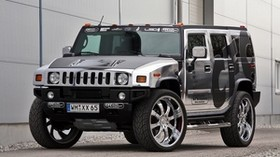 hummer, h2, cfc, side view - wallpapers, picture